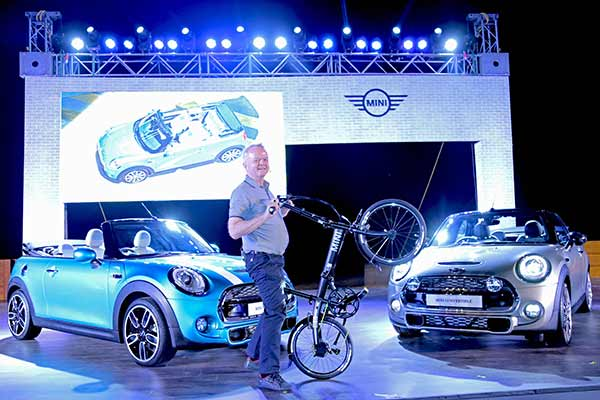 Unlimited open air excitement: The all-new MINI Convertible launched in India
