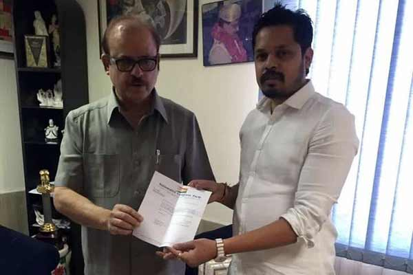 Dheeraj Sharma appointed as the new National President of Nationalist Student Congress