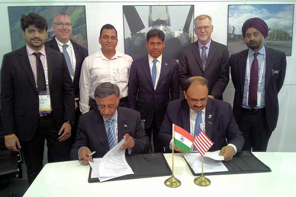 Boeing awards 777X titanium forging contract to Bharat Forge