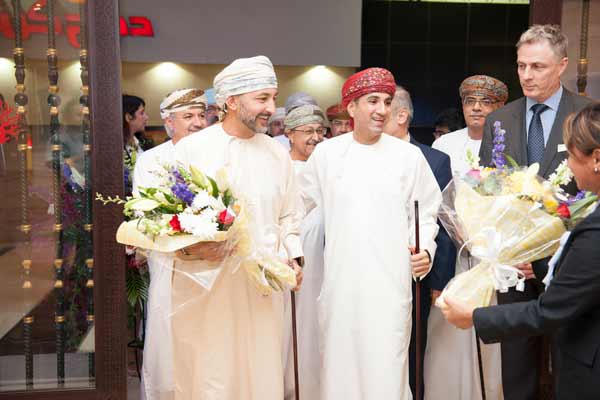 Mustafa Sultan Enterprises & HMH – Hospitality Management Holdings Announce Opening of Coral Muscat Hotel & Apartments