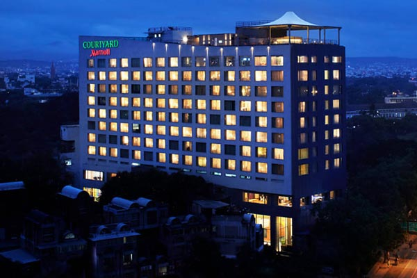 Termination of operating contract between Marriott and Neo Capricorn Plaza