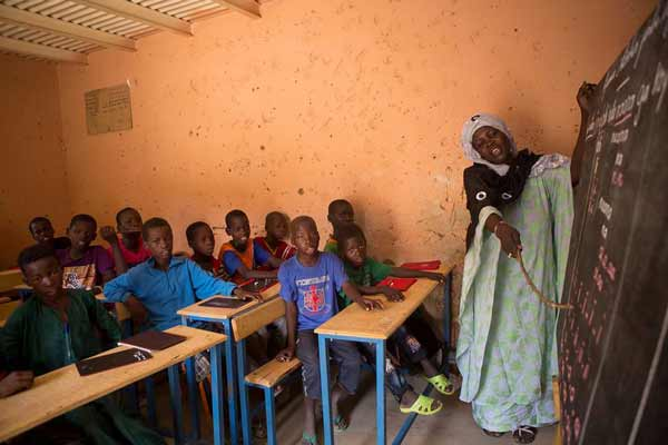 Mali: UNICEF condemns withdrawal of children from schools in Kidal