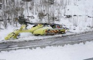 Norway helicopter crash: All 13 on board dead, 11 bodies recovered