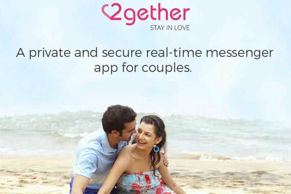 BharatMatrimony launches 2gether, an app that seeks to help couples create and share their lifetime journey, privately and securely
