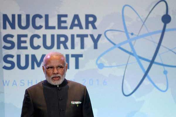 PM Modi: Nexus of state actors, nuclear traffickers greatest risk