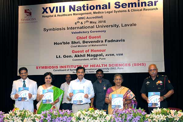 "XVIIIth National Seminar on ""Hospital & Healthcare Management, Medico- Legal Systems & Clinical Research"" on 6th & 7th May 2016"