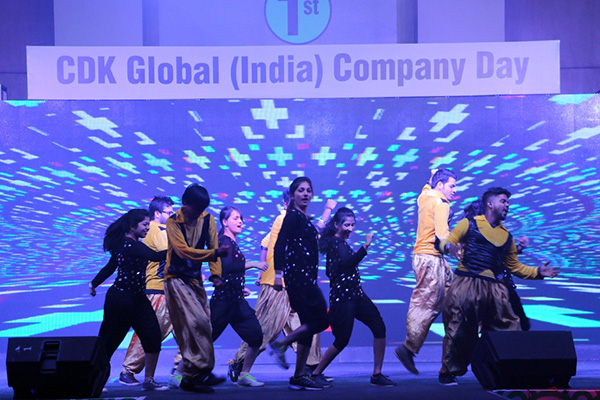 CDK Global celebrates 1st Company Day in Pune