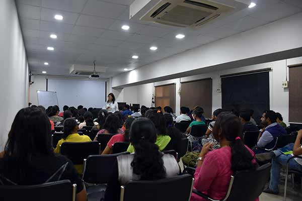 INIFD Deccan Conducted a One-of-Its-Kind Workshop on 'Personal and Professional Success' for its Students