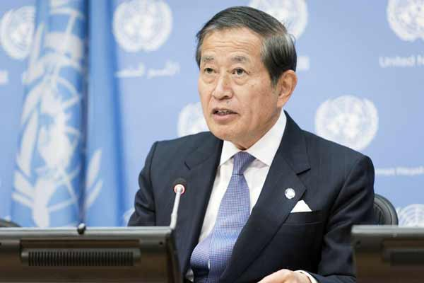 UN's financial situation 'sound and positive,' top management official reports, noting concern over reserves