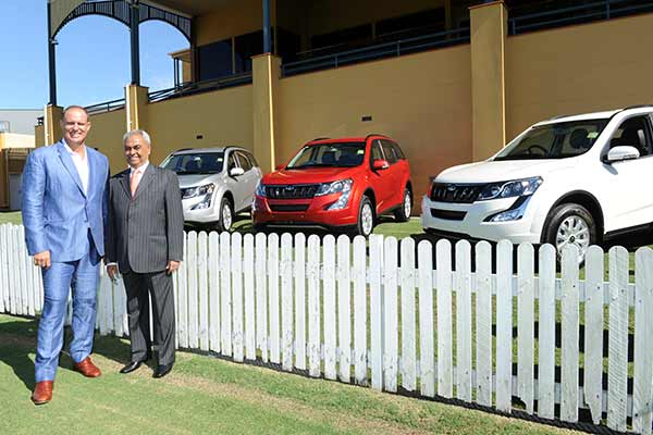 Mahindra launches All New Automatic Transmission version of the New Age XUV500 in Australia
