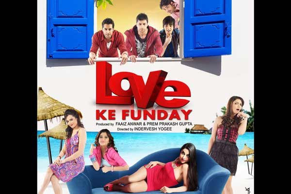 Cast, crew, synopsis of Hindi film Love Ke Funday finally releasing on 29th July all over