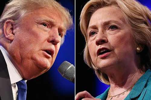 US Presidential Run: Hillary Clinton takes lead over Donald Trump, new polls show