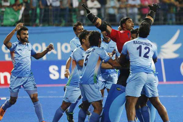 Hockey scores grab huge following over Euro football in India's betting stakes
