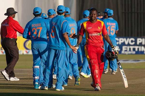 3rd ODI: India defeat Zimbabwe by 10 wickets to complete 3-0 whitewash