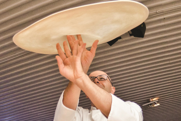 Pizza Performances take Center Stage at Bene