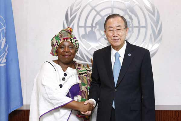 Ban welcomes African Union's fund for peace and security operations on the continent