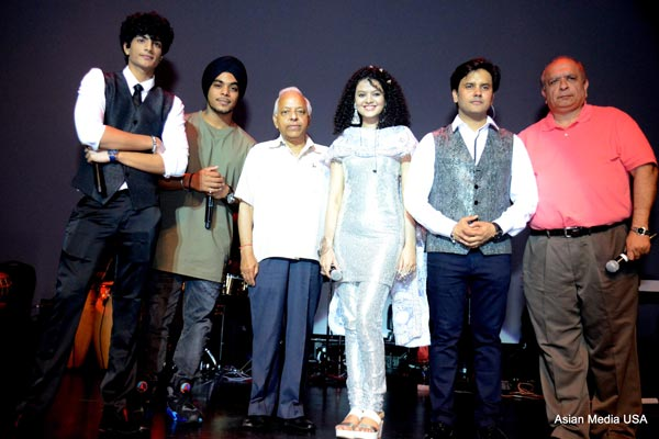 Palak Muchhal and Javed Ali captured the hearts of music lovers in Chicago