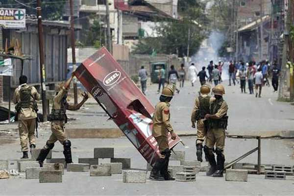 PAVA shells may replace pellet guns in Jammu and Kashmir