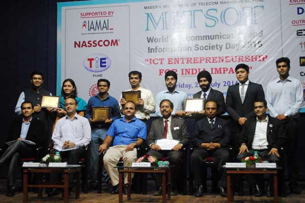 MITSOT celebrates 9th World Telecommunication and Information Society Day 2016 and Institutes MITSOT Startup Awards