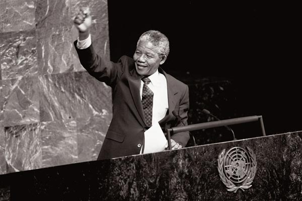 On Nelson Mandela Day, UN urges action that inspires change for a better world
