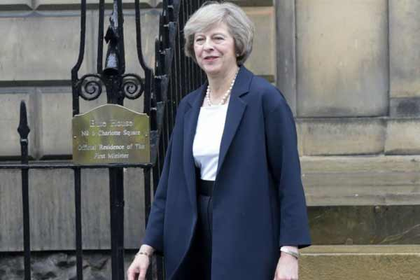 PM Theresa May announces new measures to help Africa boost its prosperity and stability