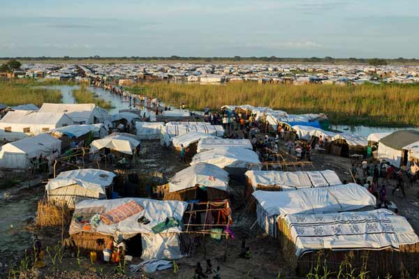 UN agencies launch new tool to help displaced populations manage fuel needs