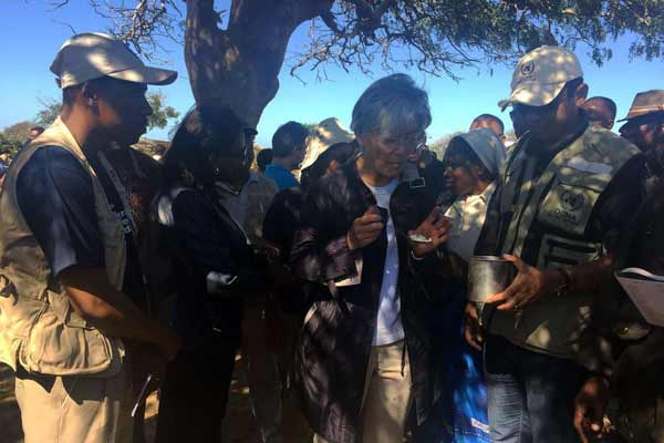 UN deputy aid chief urges support for millions in southern Africa hit by El Niño-induced droughts