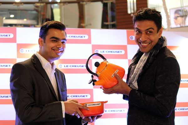 Le Creuset – The Iconic French Cookware Brand Hosted a Gastronomical Affair with Chef Ranveer Brar at Select CITYWALK, New Delhi