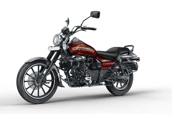 Bajaj launches Avenger Street variants in 2 new exciting colours – Matte Wild Green &Cosmic Red