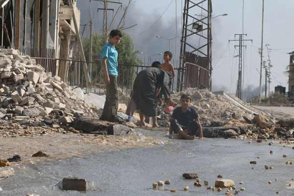 UN official highlights challenges of humanitarian operations in Syria