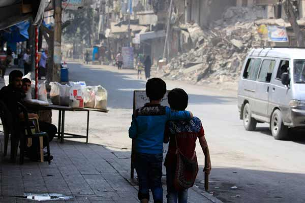 UN envoy 'greatly regrets' intensification of fighting in Syria