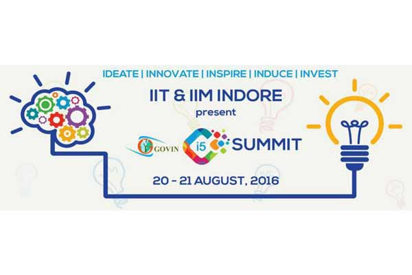 The prestigious i5 summit is back with a bang!
