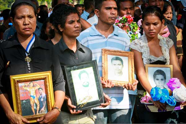 On World Day, UN chief highlights plight of family and friends of victims of enforced disappearances