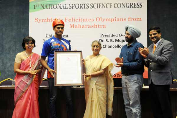 Symbiosis School of Sports Science organizes 1st National Sports Science Congress