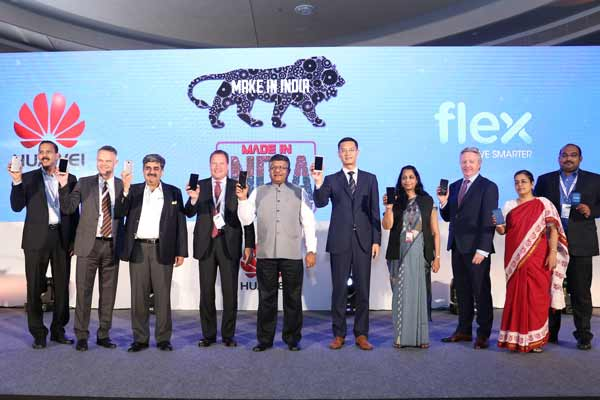 """Huawei to further its """"Make in India"""" commitment, starts smartphone manufacturing in India"""