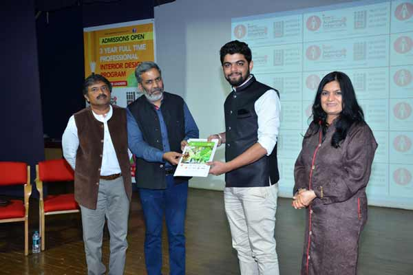 INIFD Academy of Interiors (IAOI) launched 3 year full time Professional Program in technical collaboration with IIID at Pune, Deccan