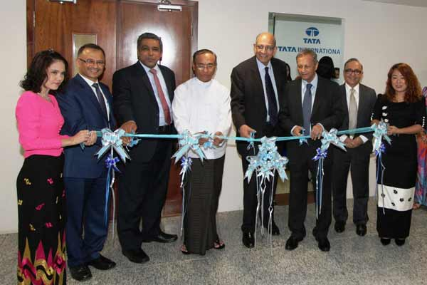 Tata group strengthens presence in Myanmar with new office in Yangon