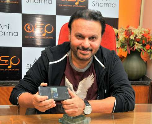 RUMOURS TO REST! Director Anil Sharma clarifies the new
