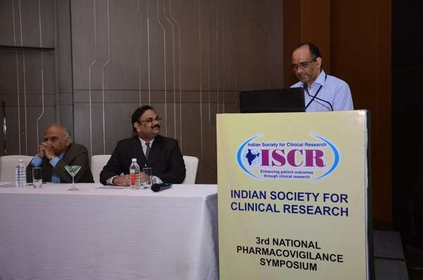 """ISCR Hosts Conference on """"Evolving a Pharmacovigilant Environment in India"""