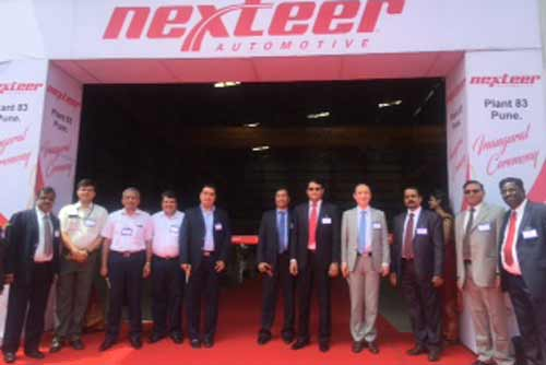 Nexteer opens manufacturing plant in Pune