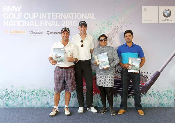 Driven by Passion: BMW Golf Cup International 2016 season concludes India chapter.