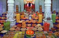 Colorful Lights and Traditions Abound at BAPS Diwali Celebration in Chicago
