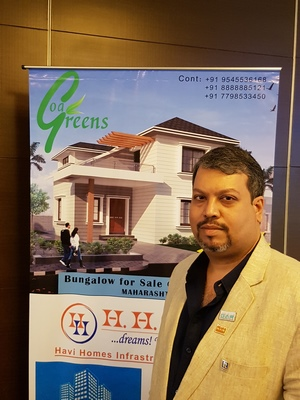 H.H. Infrastructure & Escala Realty unveils GOA GREENS-PHASE 3