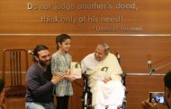 Book Launch of 'Conversations with Dada Vaswani' - Ruzbeh N. Bharucha