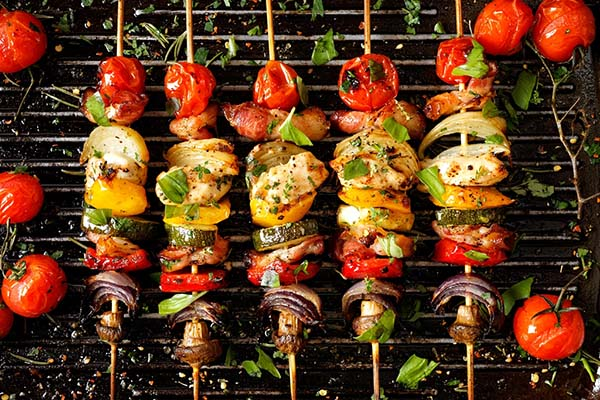 It's a Barbeque Party at JW Marriott, Pune