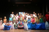 Cox & Kings Foundation and Make a Wish Foundation grant wishes on Children's Day