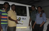 Honest Ola driver returns wallet and earns appreciation from the customer