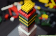 FUNSKOOL INVITES CHILDREN TO A LEGO TOWER BUILDING CHALLENGE!