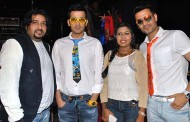 Sanchiti Sakat performed with Meet Brothers and Shabab Sabri at a event in Andheri