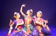 Kuchipudi Dancer Atisha Pratap Rudy performed at cite de musique Philharmonie Paris